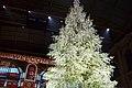 Christkindlmarkt - Swarovski crystal Christmas Tree at Zurich Train Station (Ank Kumar) 02.jpg