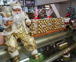 Ferrero Rocher - Image: Christmas 00443