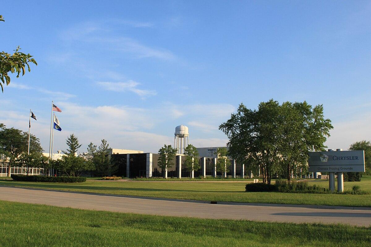 Chrysler Proving Grounds Wikipedia