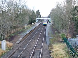 Church Stretton station Dec 2009.JPG