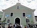 Church facade in Baler, Aurora.jpg