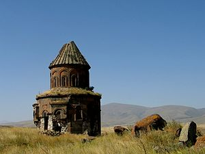 Church in Ani (eastern Turkey).jpg
