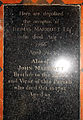 Church of St John, Finchingfield Essex England - Thomas & John Marriott ledger slab.jpg