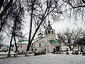 Church of the Dormition of the Theotokos in Alexandrov 01 (winter 2014) by shakko.JPG