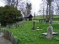 Churchyard and Gate - geograph.org.uk - 1242895.jpg