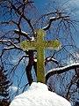 """Cincinnati - Spring Grove Cemetery & Arboretum """"Encroaching Snow"""" (4404705606).jpg"""