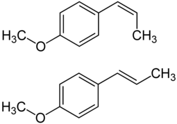 Cis-Anethole & trans-Anethole.png