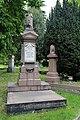 City of London Cemetery Robert Burder Elizabeth Eliza Burder private vault monument 1.jpg