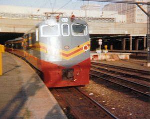 South African Class 12E - Image: Class 12E Metro Blitz