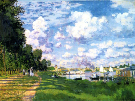 "File:Claude Monet ""The Marina at Argenteuil"" 1872.tiff"