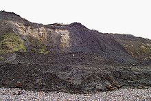 Cliffs below Reculver Country Park - geograph.org.uk - 6927.jpg