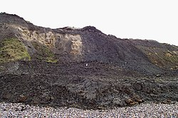 Cliffs below Reculver Country Park - geograph.org.uk - 6927.jpg