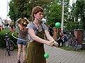 Climate Camp Pödelwitz 2019 Dance-Demonstration 09.jpg