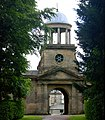 Clock tower from the north, Wallington - geograph.org.uk - 1390448.jpg