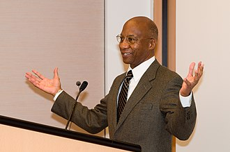 Donald Hopkins - Hopkins speaking at the Center for Neighborhood Technology's MacArthur Foundation Award ceremony in 2009.