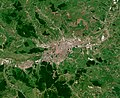 Cluj-Napoca by Sentinel-2, 2020-07-02.jpg