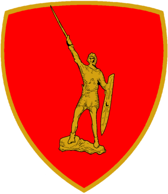 Legnano Mechanized Brigade - Coat of Arms of the Legnano Mechanized Brigade