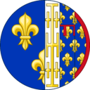 CoA of Marie of Anjou.png