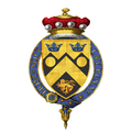 "Coat of Arms of Cameron ""Kim"" Cobbold, 1st Baron Cobbold, KG, GCVO, PC, DL.png"