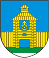 Coat of Arms of Dziatłava, Belarus.png