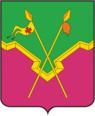 Coat of Arms of Eiskoukreplenskoe (Krasnodar krai).png