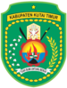 Coat of Arms of Regency Kutai Timur.png