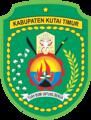 Coat of Arms of Regency Kutai Timur.png