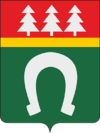 Coat of arms of Tosno rajons