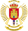 Coat of Arms of the 1st King's Immemorial Infantry Regiment of AHQ.svg