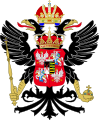 Coat of arms of Augustus III of Poland as vicar of the HRE.svg