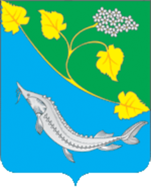 Leninsky District, Volgograd Oblast - Image: Coat of arms of Leninsky district 2005 01