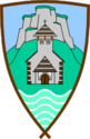 Coat of arms of Osilnica.png