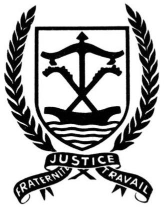 Republic of Dahomey - Image: Coat of arms of Republic of Dahomey 1958 1964