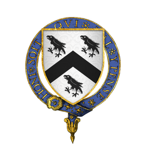 Rhys ap Thomas - Arms of Sir Rhys ap Thomas, KG