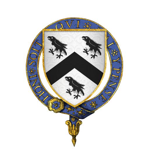 Coat of arms of Sir Rhys ap Thomas, KG