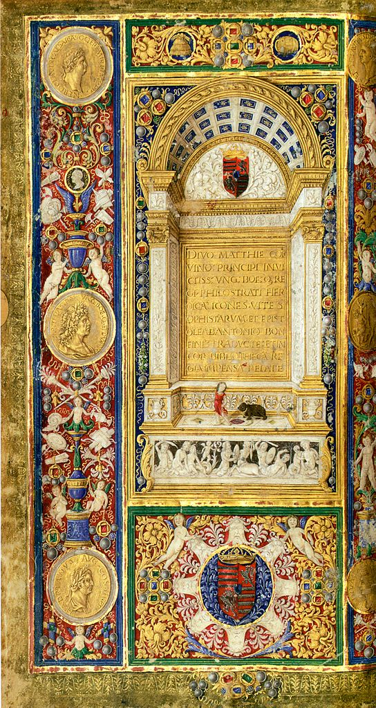 https://upload.wikimedia.org/wikipedia/commons/thumb/3/37/Codex_Philostratus%2C_Bibliotheca_Corviniana.jpg/544px-Codex_Philostratus%2C_Bibliotheca_Corviniana.jpg?uselang=fr