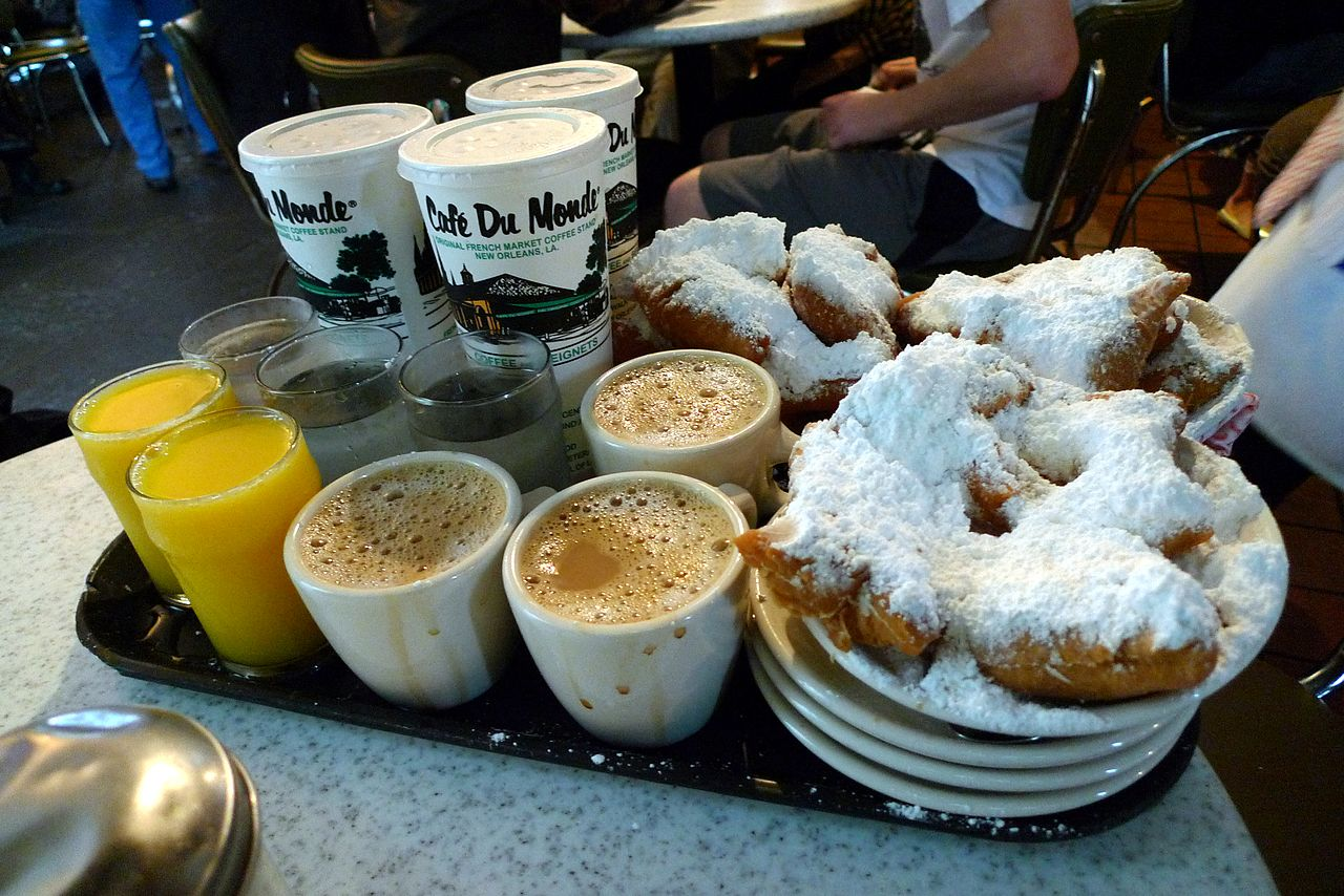 Beignets And Coffee Near Me