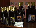 Coffee liqueur at Morad Winery in Israel.jpg