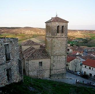 Cogolludo - Image: Cogolludo Iglesia de San Pedro 2
