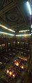 Colegio Nacional de Buenos Aires - Biblioteca, vista panorámica del techo al suelo.jpg