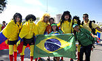 Colombia and Ivory Coast match at the FIFA World Cup 2014-06-19 (30).jpg