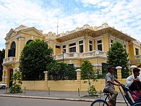 Colonial Villa on Street 108 Phnom Penh