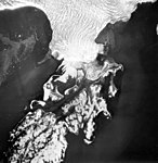 Columbia Glacier, Calving Terminus, November 24, 1975 (GLACIERS 1280).jpg