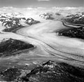 Columbia Glacier, Valley Glacier and Distributary, September 3, 1966 (GLACIERS 975).jpg