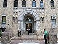 Columbia University Mailman School of Public Health entrance.jpg