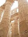 Columns in Karnak, Luxor Egypt - panoramio (1).jpg