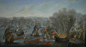 Battle of Palermo - The battle of Palermo