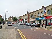 Commercial Street, Batley