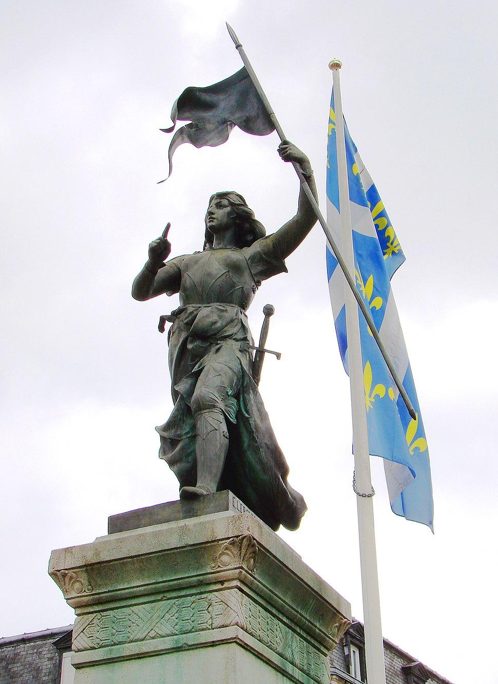 Compiègne Jeanne d'Arc 1