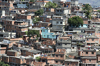 They Don't Care About Us - Precarious houses in the favela of Complexo do Alemão in Rio de Janeiro. Identical scenes are viewable in the first music video.